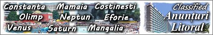 Anunturi Gratuite Mamaia, Constanta, Litoral