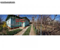 vand casa Garbovi ialomita 1524m2 la 10km de urziceni