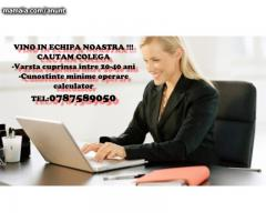 Angajam personal in secretariat